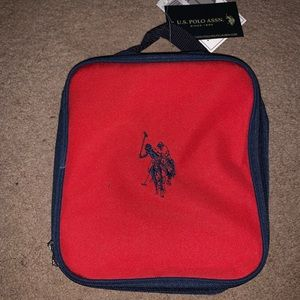 🌟4/$20 US Polo Association Lunch Bag🌟